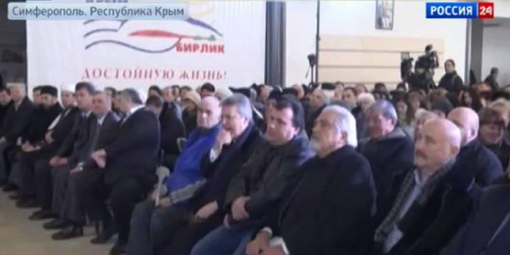 Общественный совет крымских татар прокомментировал сообщения о якобы имеющих место гонениях в Крыму
