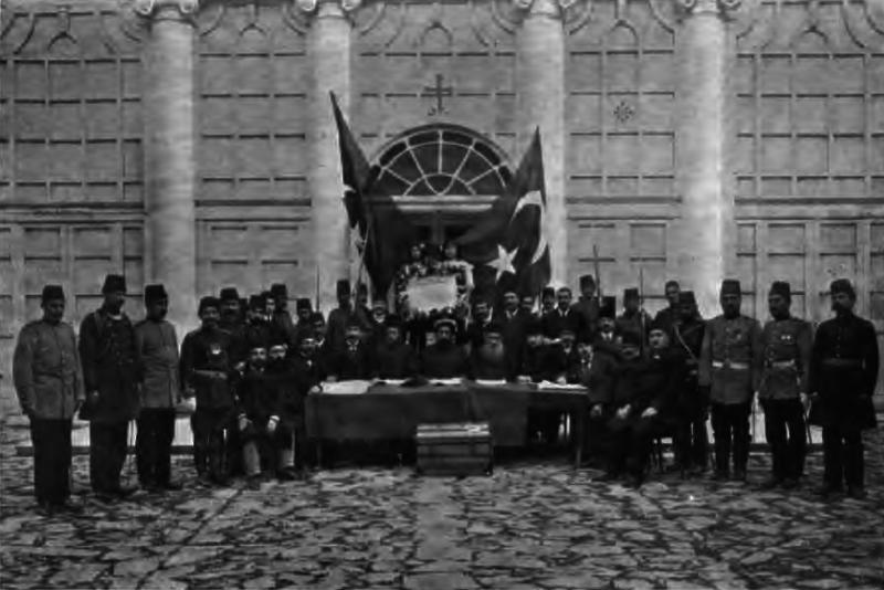 100 лет назад Османская империя начала войну против России