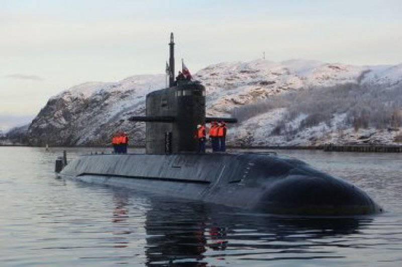 Подводный сюрприз Путина