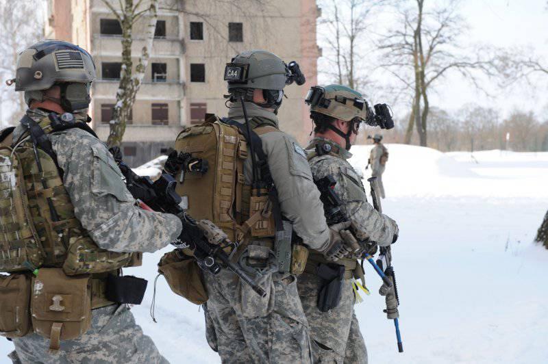 Командование спецопераций США готовится к «нетрадиционным войнам»