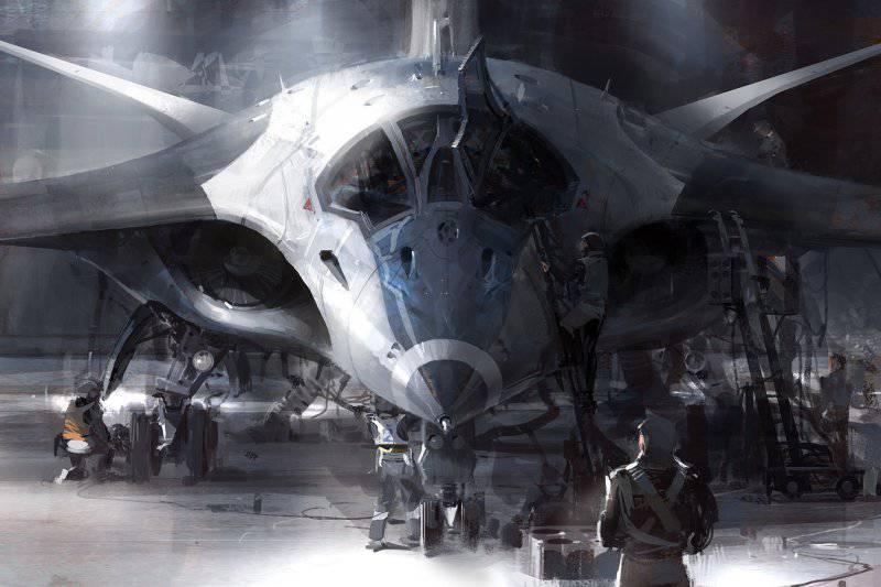 Великобритания и Франция разработают проект перспективного самолета FCAS