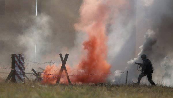 2015では、ロシア軍は4数千件の演習を行います