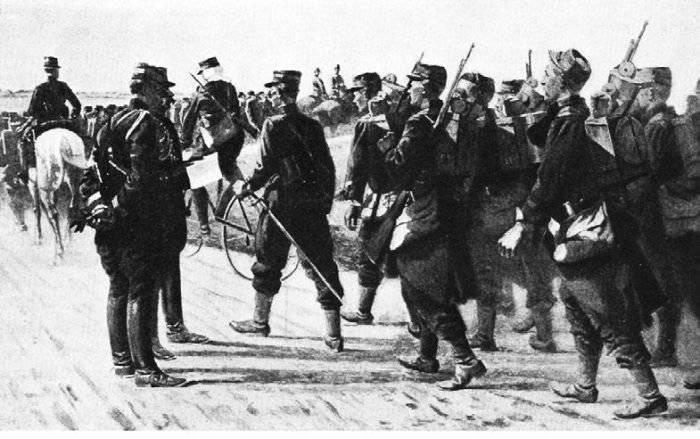 चार्लारोई और मॉन्स की लड़ाई