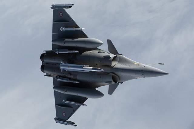 Франция создает новое поколение ядерных ракет воздушного базирования