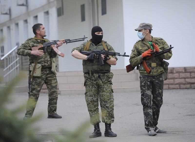 Igor Plotnitskyは、12月の5との軍隊の撤退および停戦に関するキエフとの合意に関する情報を確認した