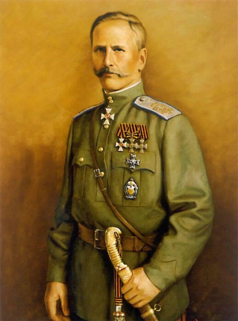 コサックと第一次世界大戦 パートII、1914年