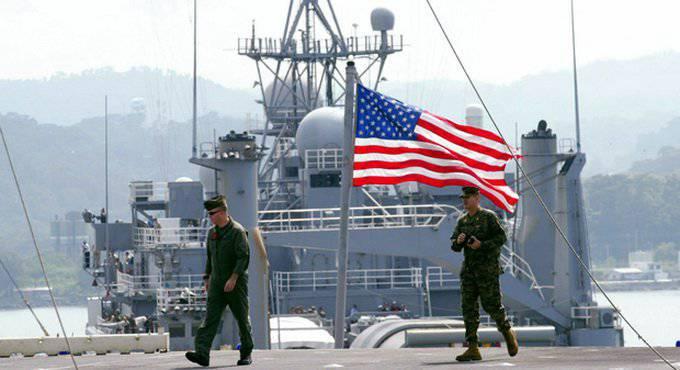 Украина хочет превратить Одессу в базу ВМС США для сдерживания российской агрессии