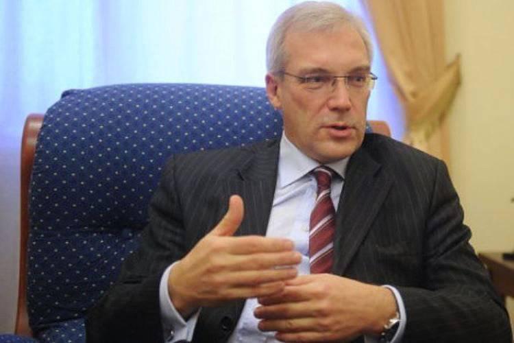Grushko:ロシアは東ヨーロッパにおけるNATOの強化に対応してすでに行動を起こしている