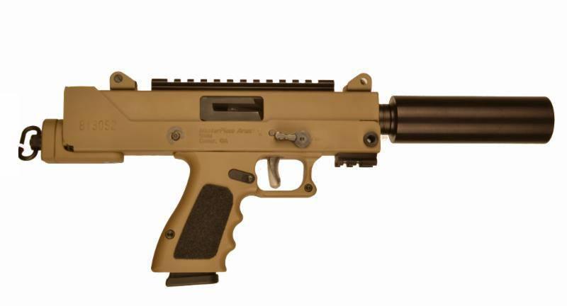 モジュラーピストルMastePiece Arms MPA30DMGを発売