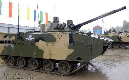 «Курганмашзавод» представит более 50 боевых машин на юбилейном параде 2015 года