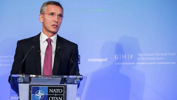 नाटो महासचिव: रूस ने मूलभूत सिद्धांतों का उल्लंघन किया