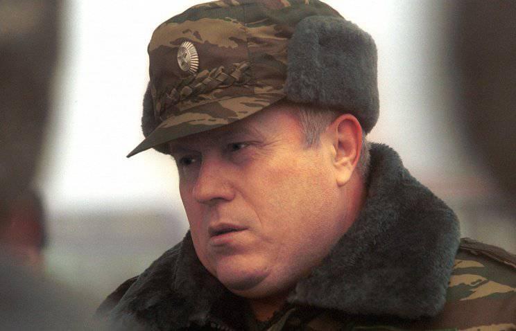 ロシア内務省の元首長、ヴャチェスラフ・チホミロフ氏