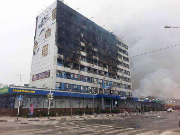 Groznyというターゲット