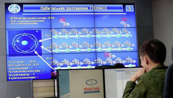 2020 तक, रूसी सशस्त्र बल पूरी तरह से उपग्रह नेविगेशन प्रदान करेंगे
