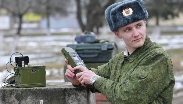 ロシア軍が1年半の最新の地形システムを受信