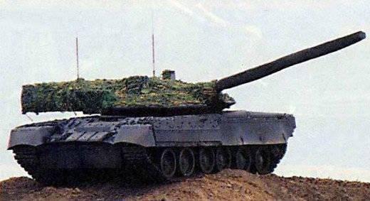 """""""बर्लक"""" के साथ टैंक टी- 95: """"ब्लैक ईगल"""" से बेहतर"""