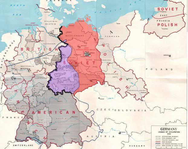 जर्मनी कैसे विभाजित हो गया। यूक्रेन के लिए सबक