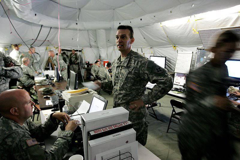 Системы управления боем американской армии. Текущее положение и ориентированная на будущее стратегия модернизации