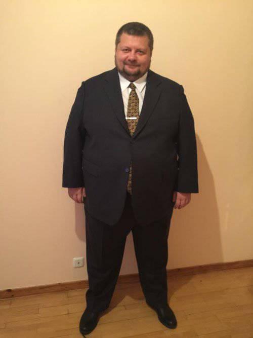 """Kadyrov List""의 우크라이나 대표는 특별 서비스 지원을 요청했습니다."