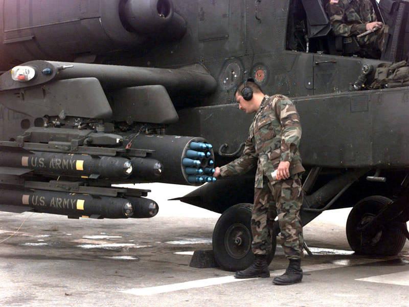 Картинки по запросу APKWS-II вертолёт