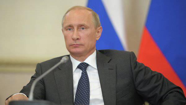 Владимир Путин поручил Минобороны создать систему контроля за расходами на гособоронзаказ