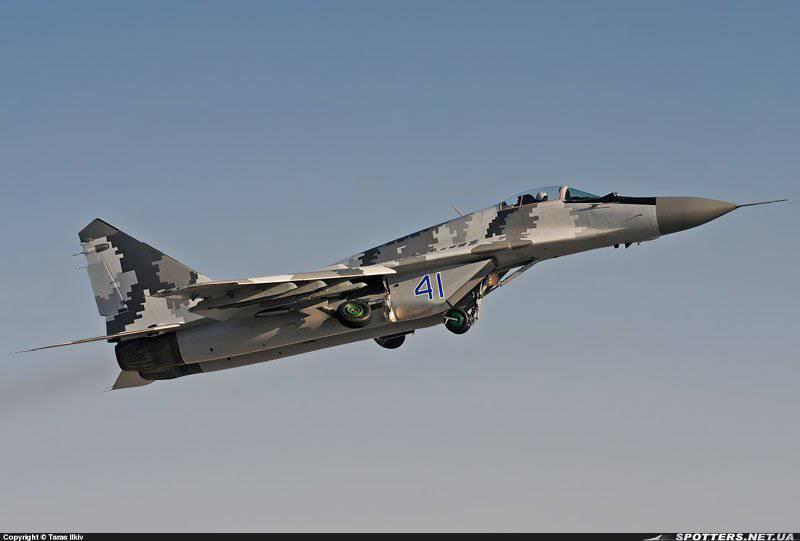 ウクライナ空軍は3 MiG-29を受け取りました