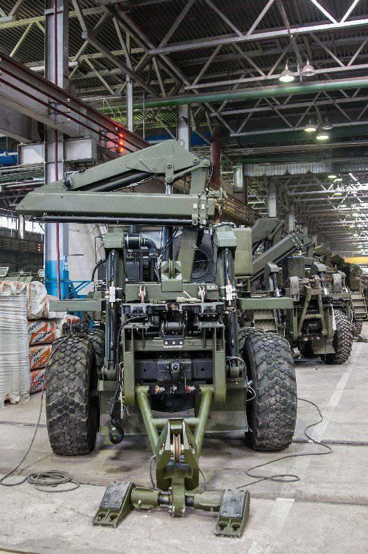 特殊自動車のシュメムリン工場
