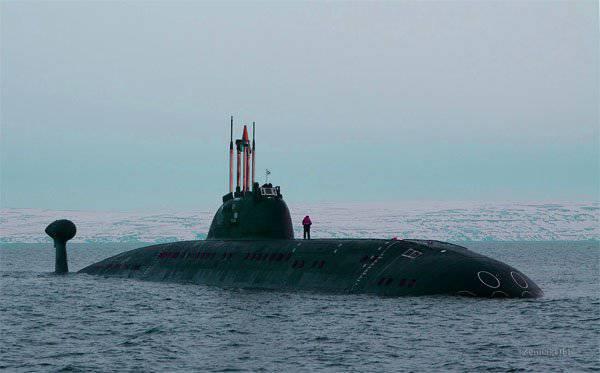 पनडुब्बी ओबनिंस्क ने पानी के नीचे की स्थिति से एक क्रूज मिसाइल का सफलतापूर्वक प्रक्षेपण किया