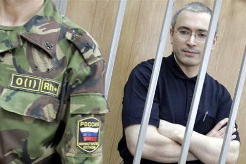 Khodorkovsky:プーチン大統領自身が行き詰まった