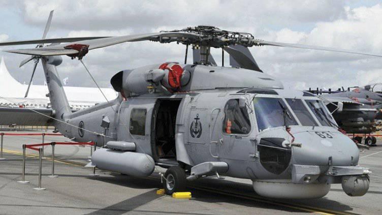 भारत यूएसए में समुद्री हेलीकॉप्टर खरीदेगा