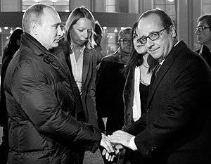 フランスの独立はロシアとの関係にかかっています