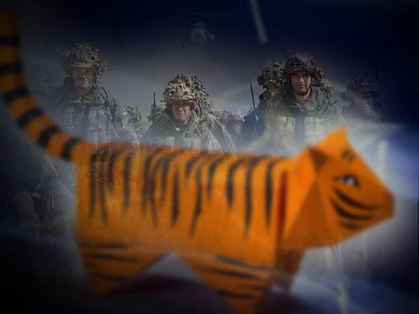 NATO紙虎