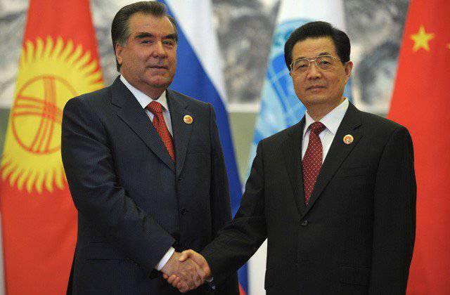 Le Tadjikistan à l'ombre de la Chine