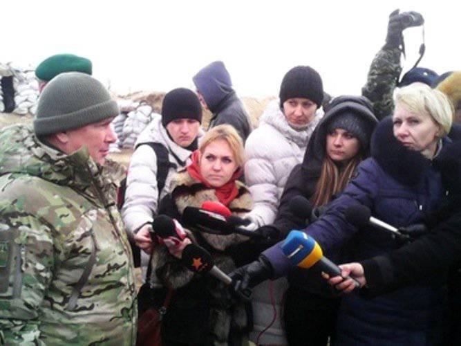 ウクライナの主要国境警備隊がヘルソン地域でロシア軍の勝利を祝う