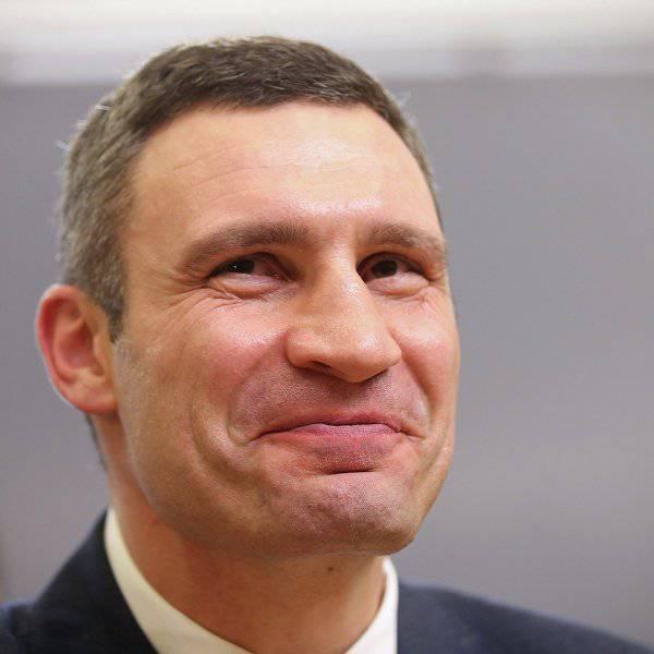 クリチコ市長がコンラッドアデナウアー賞を受賞