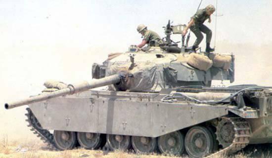 水の戦い、1964-65。