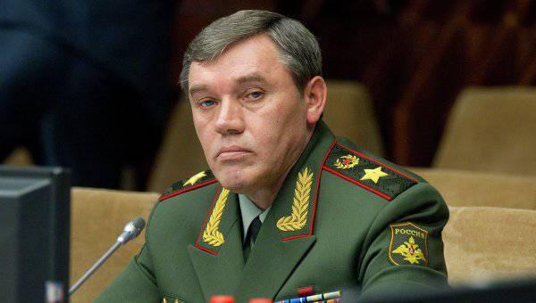 जनरल स्टाफ के प्रमुख ने सैन्य उपकरणों की खरीद के लिए रक्षा मंत्रालय की योजनाओं के बारे में बात की