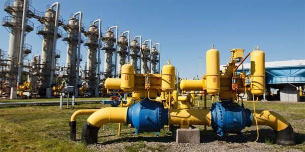 Рекордные объёмы сокращения транзита российского газа через Украину