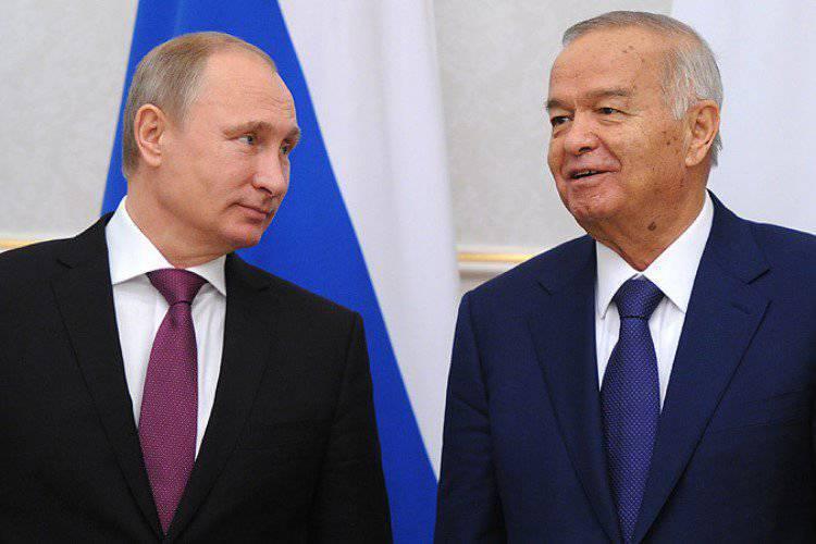 पुतिन ने उज्बेकिस्तान को पिछले कर्जों को माफ कर दिया