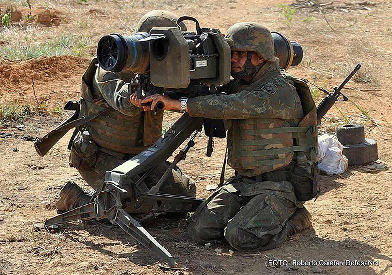 スウェーデン対戦車ミサイルシステムBILL 2