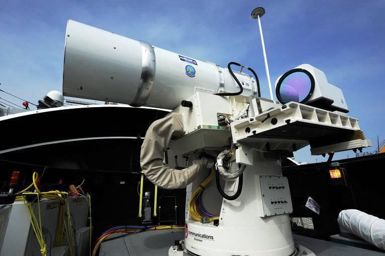 USS船に搭載された戦闘レーザーのテスト結果は、アメリカの研究者の期待を超えました