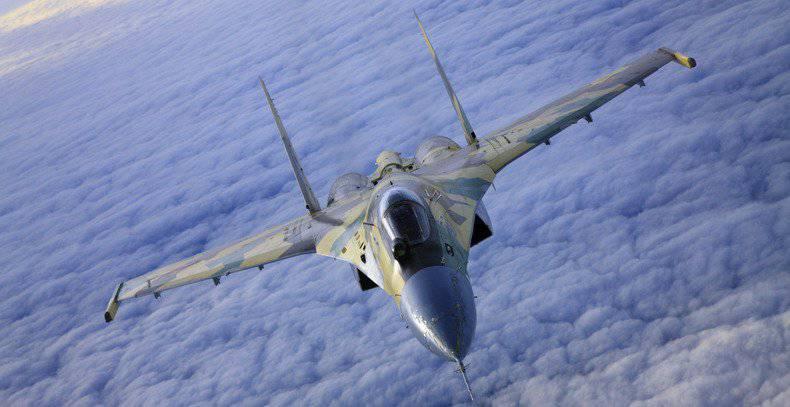 空の捕食者:ロシアの戦闘機Su-35