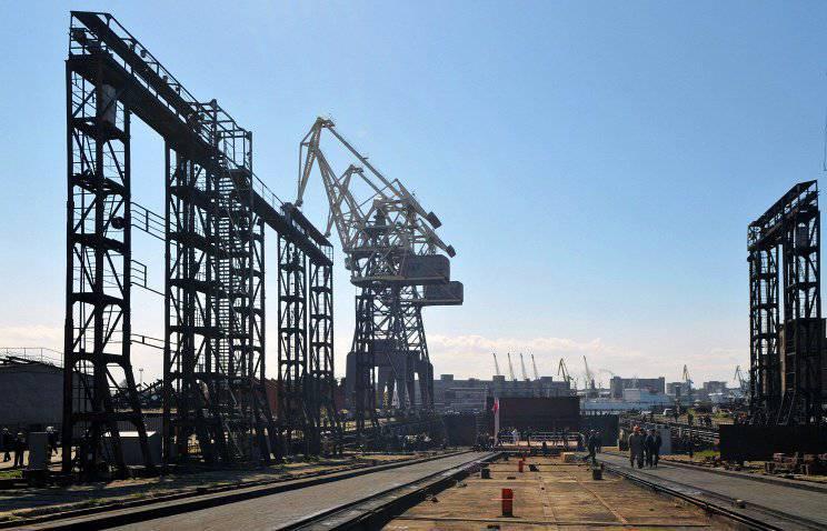 ロシアの造船計画はヘリコプター運搬船の創設を規定している