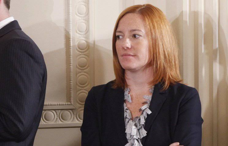 """जेन साकी: अमेरिका ने क्रीमिया के भारत की यात्रा की """"रिपोर्टों से बहुत चिंतित"""" किया"""