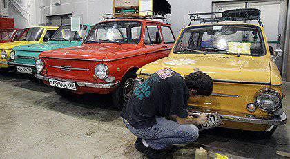 यूक्रेन ने रूस पर अपने ऑटो उद्योग को नष्ट करने का आरोप लगाया