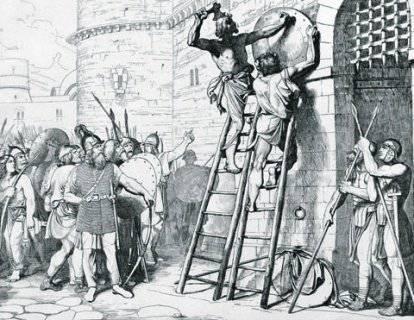 Portão de Constantinopla - desejável e inacessível