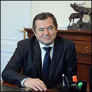 Сергей Глазьев: «Мы сами спонсируем войну против России.»