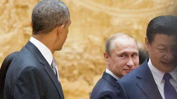 """रूस पर वाशिंगटन का फ्रोजन युद्ध (""""काउंटरपंच"""", यूएसए)"""