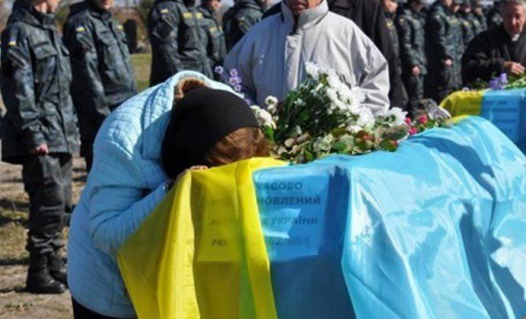 キエフはATOの参加者の世話をし、墓地の下にそれらを割り当てました80 ha
