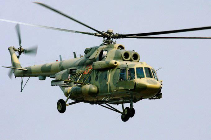 नए Mi-14 हेलीकॉप्टरों का 8 ZVO में आएगा